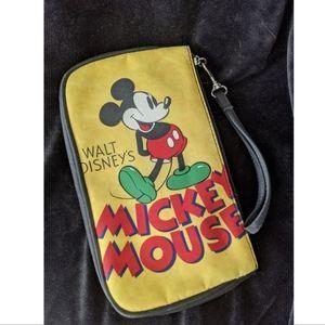 Handbags - Vintage Avon Mickey Mouse Wristlet